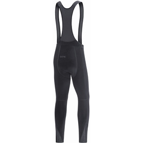 GORE WEAR C5+ Cuissard Long Thermo Homme, black